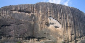 Zuma rock Abuja